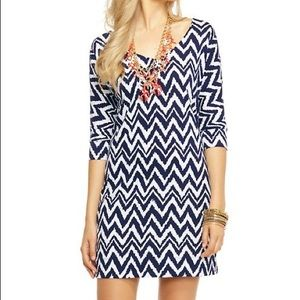 Lilly Pulitzer Eliza Get Your Chev On Dress Size S